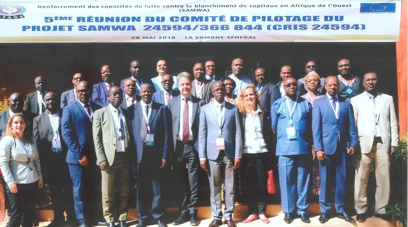 GIABA-EU JOINT PROJECT: Strengthening Anti-Money Laundering Capacities in West Africa