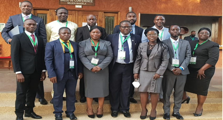 REPORT OF THE 34TH GIABA TECHNICAL COMMISSION PLENARY HELD IN SOMONE, SENEGAL  2ND -11TH DECEMBER 2020.